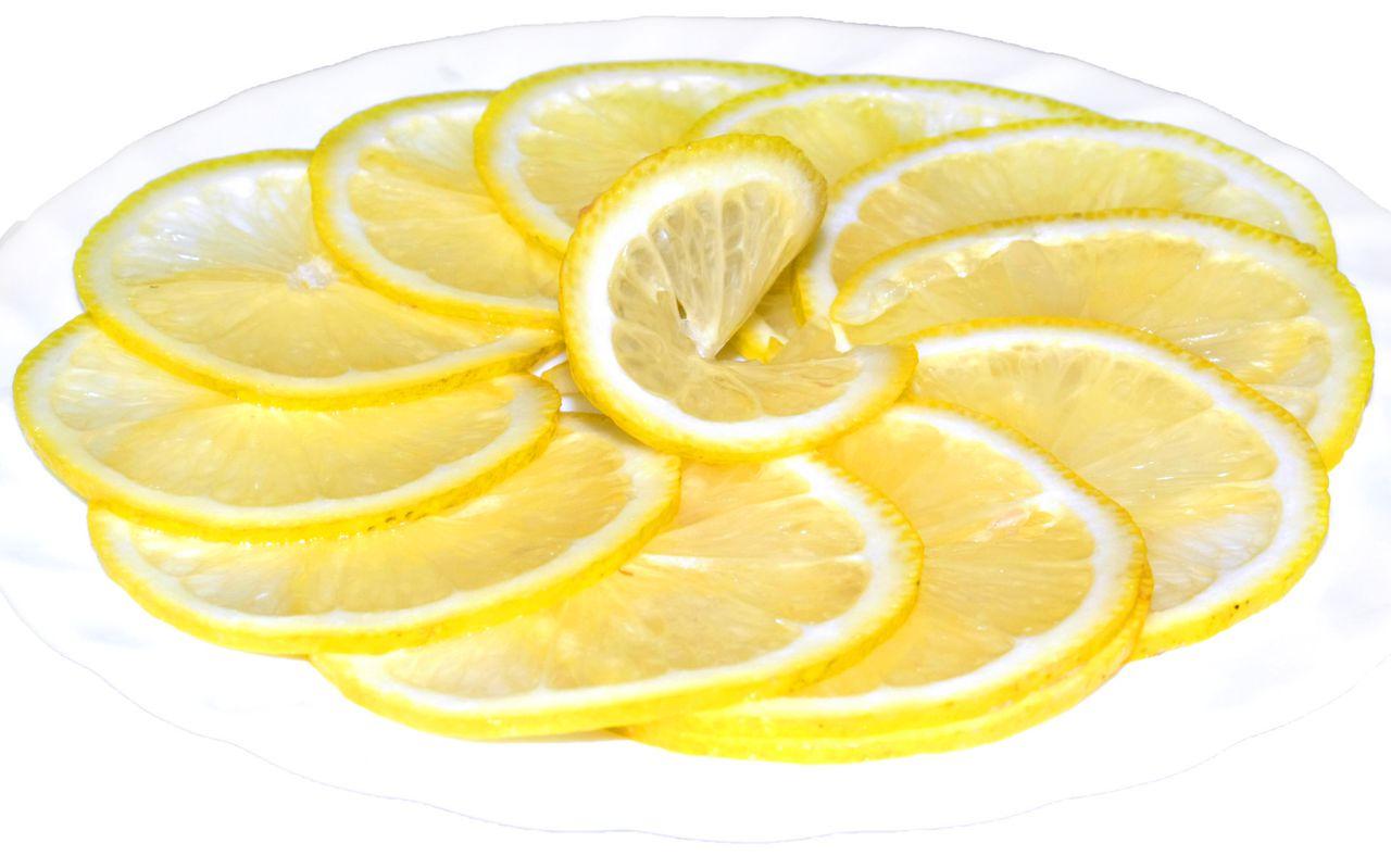 Лимончик в нарезке