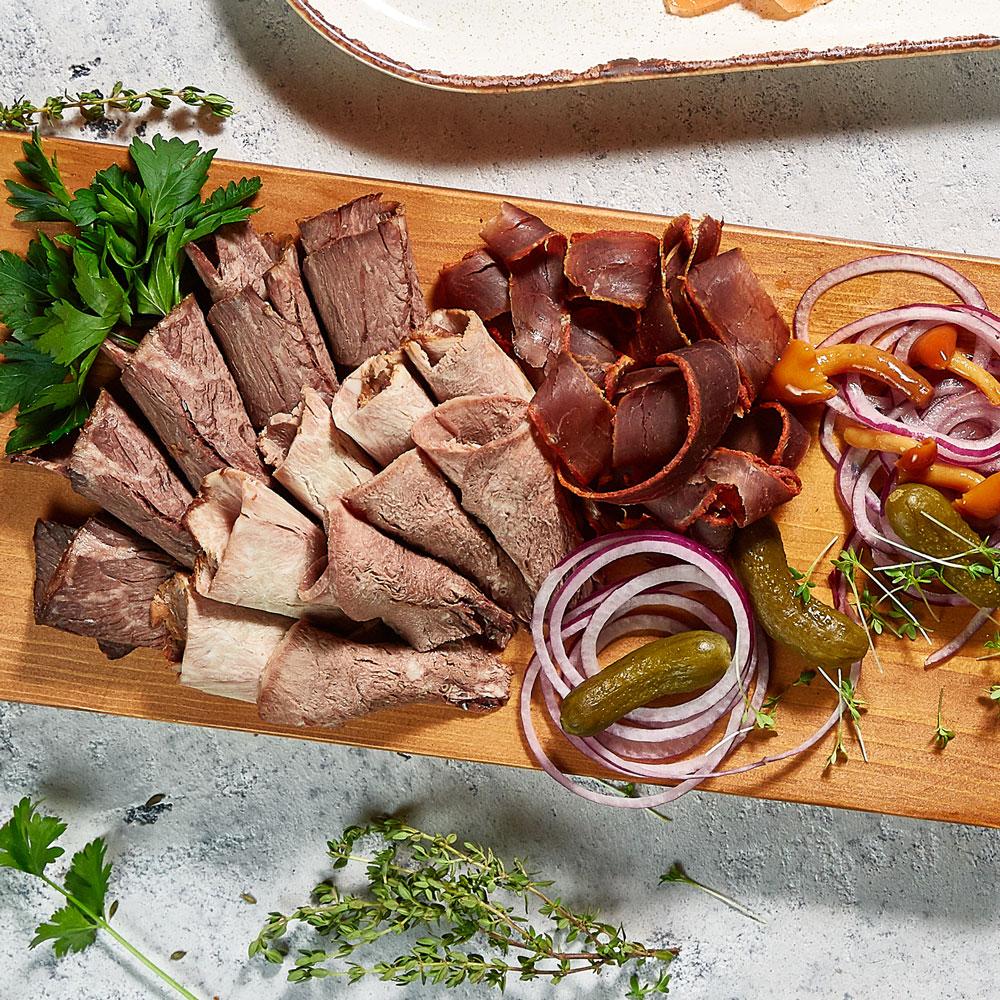 Мясо домашнего кочения