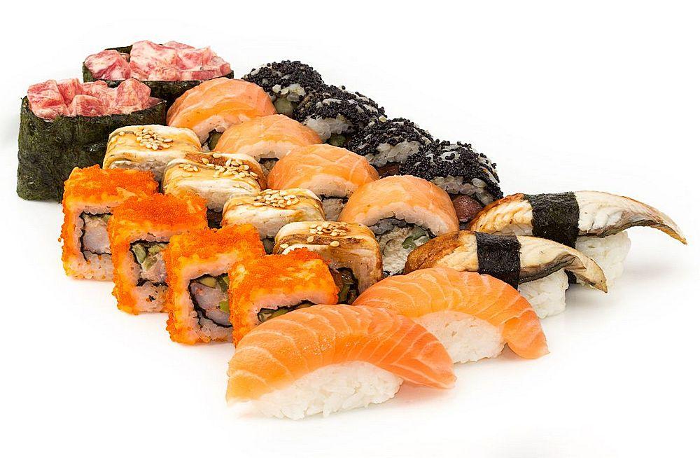 Роллы-суши